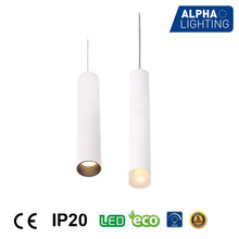 Modern Cylinder 15w LED Pendant Lamp hanging led lights