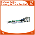 [RD-BZJ-1300A]Alibaba hot sell semi automatic flute laminating machine