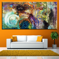 WS109 Famous Home Decoration Handmade Abstract Artwork Oil Paintings