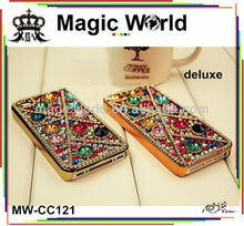 3d bling glitter crystal diamond cell phone case for samsung galaxy note 3