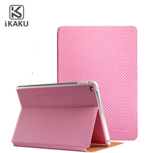 High quality ultra slim custom pu leather tablet case for ipad 3 4 5