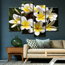 the beautiful flower of modern printed painting for decoration art wall decoration