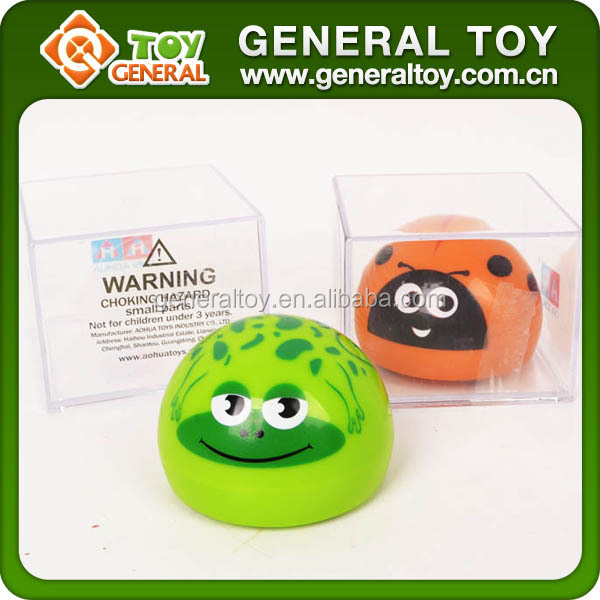 5.7*5.7*4.5cm Plastic Mini Pull Back Promotional Toy