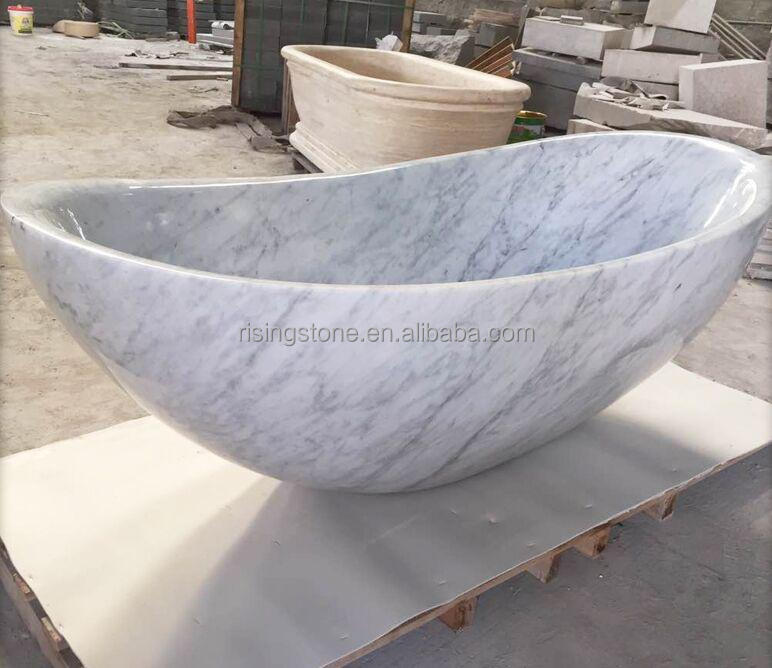 Chinese Natural Stone Bathtub For Bathroom
