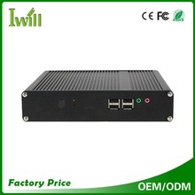 Iwill 1037UC-X4 Celeron Dual Core Thin Client With Vertical Bracket
