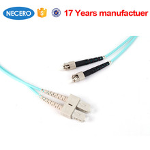 China Manufacturer Simplex Fiber Optic Patch Cord SC-ST