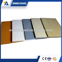 durable fiber cement board exterior wall