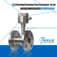 petrol oil turbine flow meter