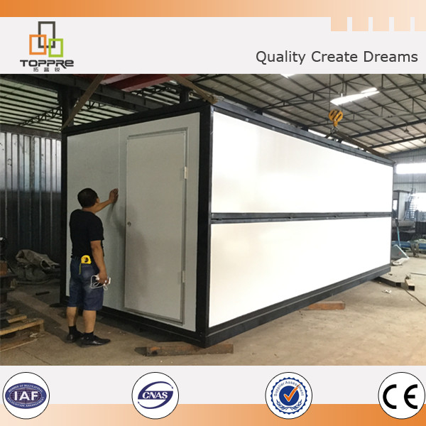 Mobile modular folding home , Movable standard container house