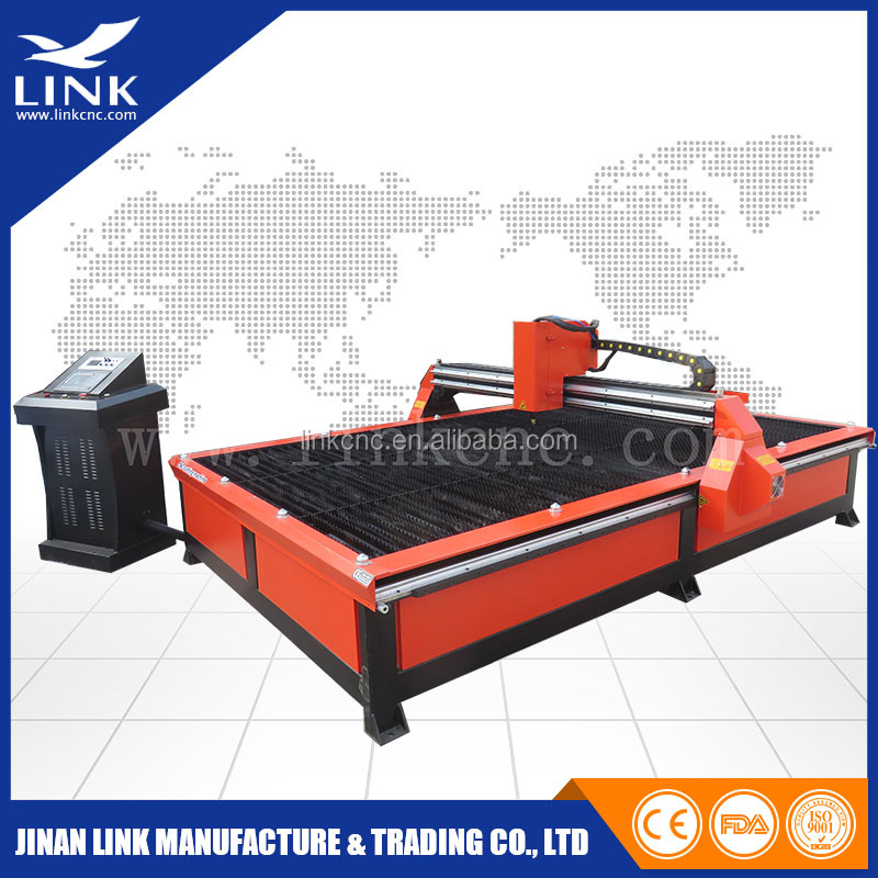 high speed cnc plasma cutting table / cnc plasma cutters for sale