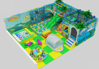 Free design Funny Children Indoor Playground and Nice kids indoor play house