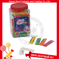 Mixed Flavour Tattoo Chewing Bubble Gum