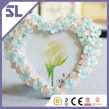 Flower Heart Shape Lovely Photo Frames for Party Decoration in Foshan