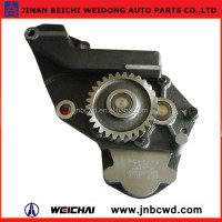 Oil pump for heavy truck , 612600070329 Weichai fuel oil pump