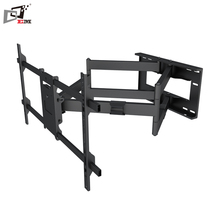 Super Long Arm Tilt LCD TV Bracket Full Motion TV Mount For 90 Inch TV