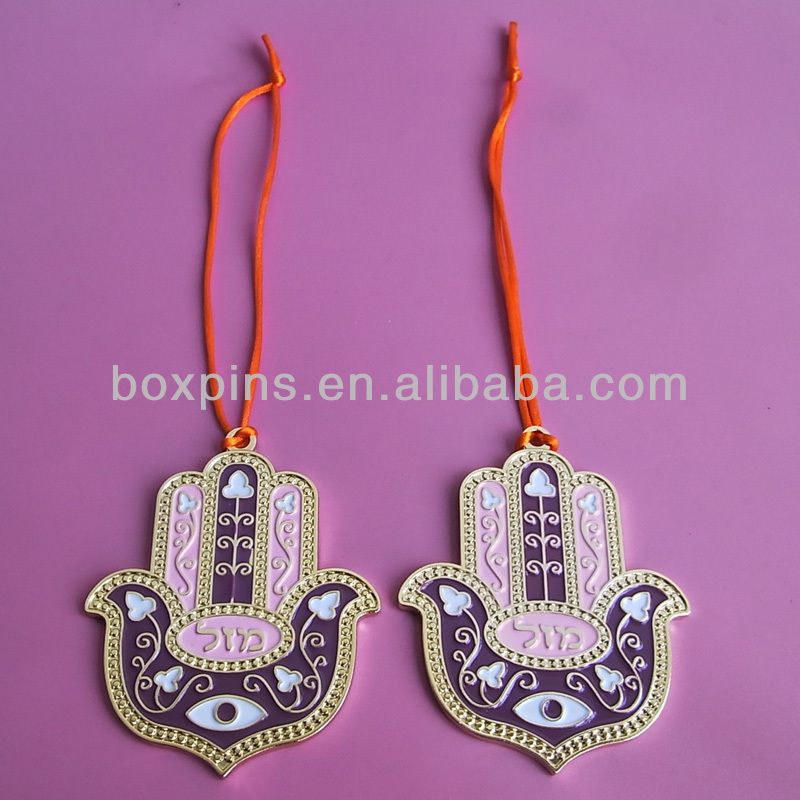 2014 Hot Issue!! Israel Hamsa Hand Shaped Charming Pendant