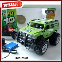 1:16 4 Channel rc die cast toy jeep