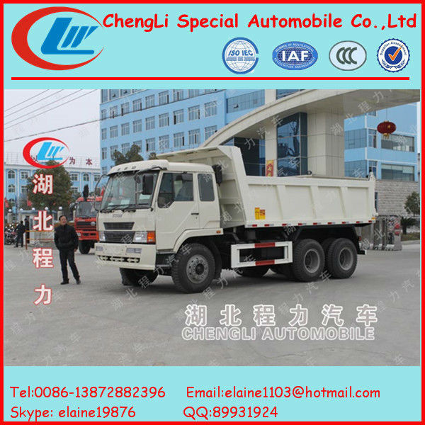FAW dump truck for sale