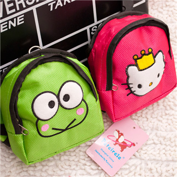 Lovely embroid animal Pet dog Backpack for Travelling or Hiking