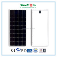 Reliable portable solar panel 100w