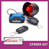 Top grade stylish trunk trigger am one way anti theft car alarm system