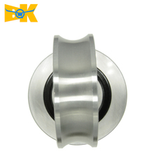 Best Price U Type Groove Track Roller Guide Pulley Bearing