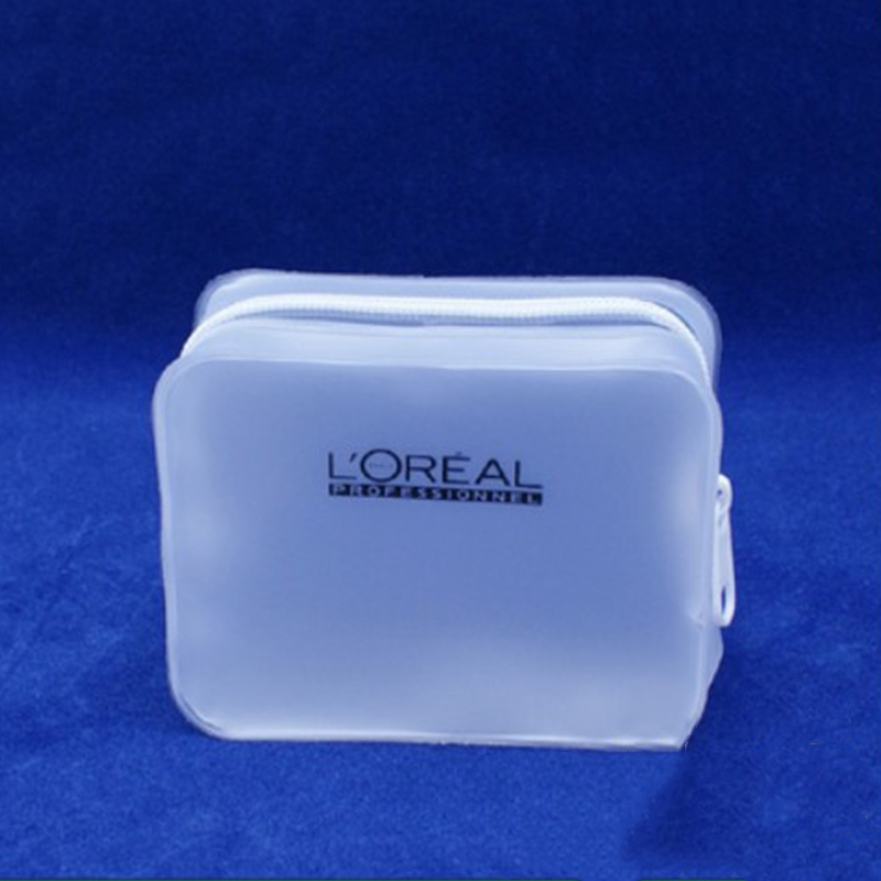 custom design small clear pvc cosmetic <strong>bag</strong>