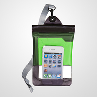 Fancy colorful waterproof case for Smart Phone and Digital Camera Cheap and hot Chaumetbag