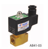 AB Series Direct Acting Solenoid Valve