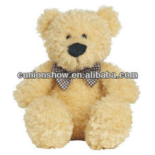 souvenir Cotton embroidery i love you teddy bear for baby