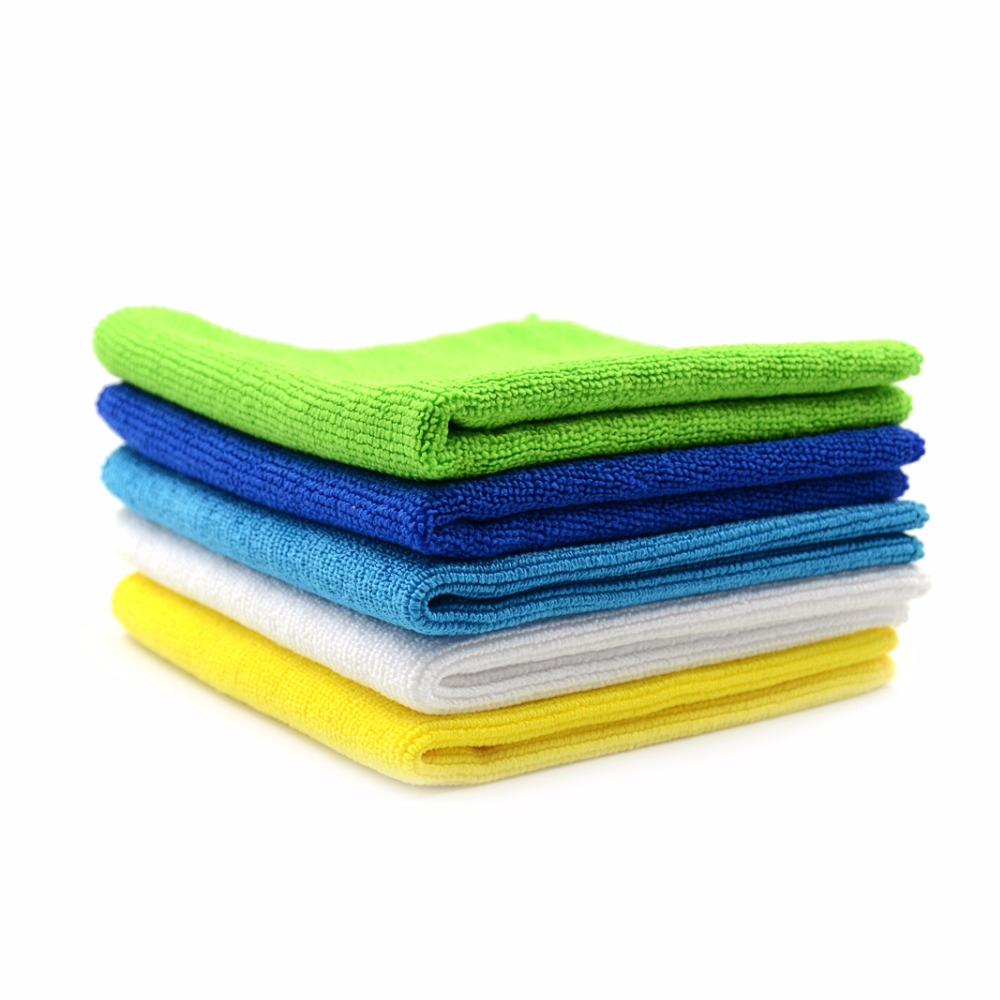 Durable Car Wash Microfiber <strong>Towel</strong> With Seam Edge