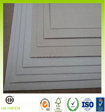 Orchid brand grey card board from Chinese paper manufacturer