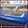 durable inflatable water trampoline water jump trampoline
