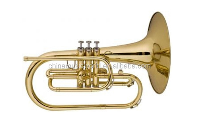 Afanti Music High Grade Marching Mellophone (AMH-010)