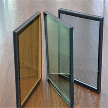 Cheap price tempered low-e insulated glass with argon