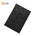 Encai Travel Tickets Cards Passport Holder New Design Lace Pattern Passport Cover