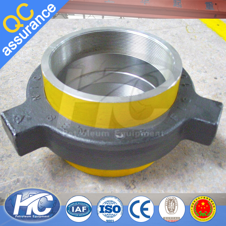 FMC weco hammer union / tubing hammer union / connect with drilling hose fitting hammer union
