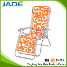 Garden furniture folding chair recliner,wholesale zero gravity massage chair with cotton from China manufacturer