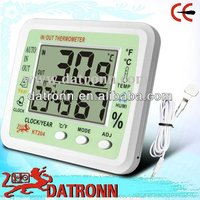 Thermometer And Humidity Monitor KT204