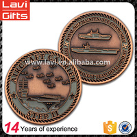 Hot Sale High Quality Factory Price Custom Copper Commemorative Coin Wholesale From China