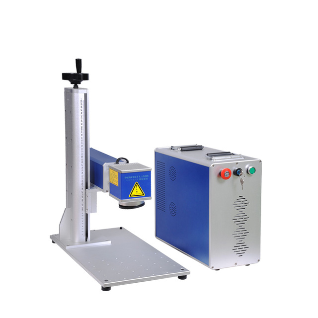 Mini Jewelery Ring Laser Engraving Marking Machine For Graph Number On Metal