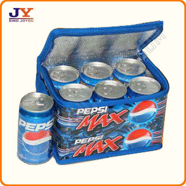 pepsi cooler bag for promotional