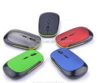 3500 wireless mouse ultrathin gift mouse models multicolor wholesale custom LOGO 2.4ghz wireless mouse