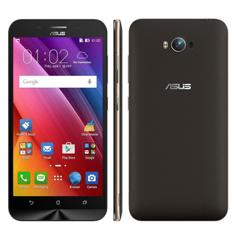 Original ASUS Zenfone Max ZC550KL 4G LTE Mobile Phone Quad Core 5.5'' 13.0 MP Dual SIM Android phone 2GB RAM 5000mAh