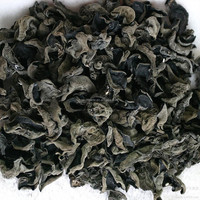 Chinese food natural Black Wood Ear agaric Ear Mushroom Dried black fungus