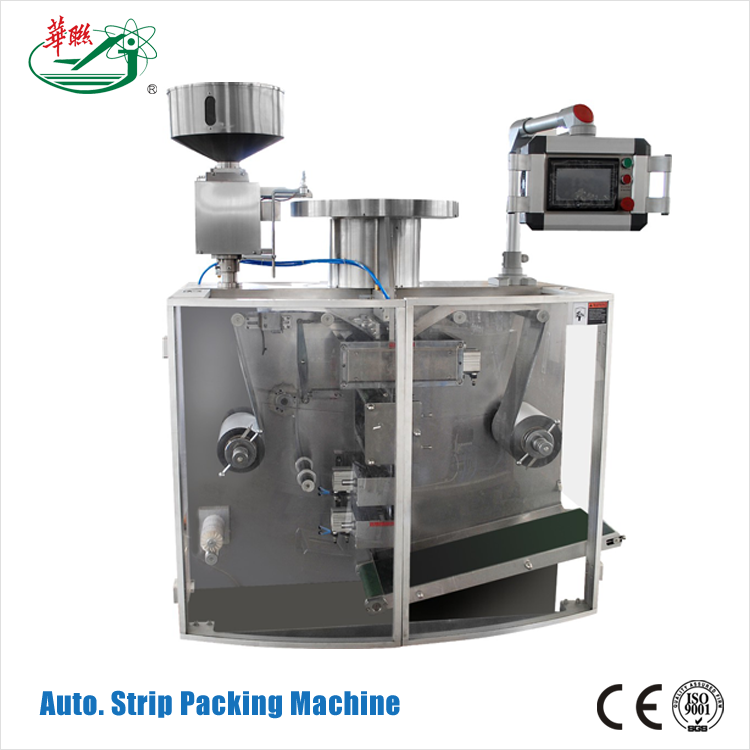 HUALIAN New China Products Auto Filling And Packing Machine In Medical Industry