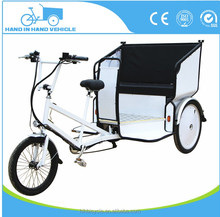 Solar power tricycle solar electric tricycle for passenger high efficiency electric rickshaw pedicab