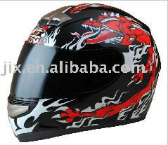 2015 DOT/AS1698/immertro full face helmet with air pump JX-A5003 brazil helmet