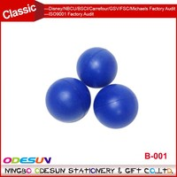 Universal NBCU FAMA BSCI GSV Carrefour Factory Audit Manufacture custom logo foam stress ball