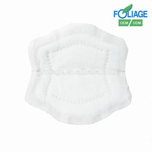 Hot Sell ultra-thin cloth nursing pads with non-woven fabric